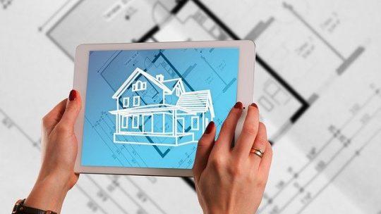 Hoe wordt een bouwtekening luxe villa gemaakt?