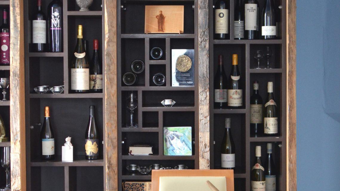 Waar bewaar ik mijn favoriete wijn?