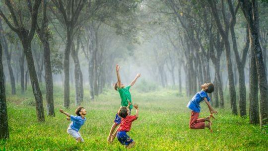 Beweeg gezond samen met je kind