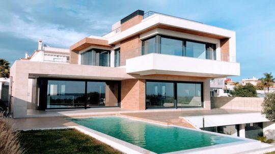 Wat kost het bouwen van een moderne villa?