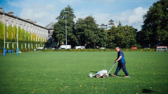De manieren van grasmaaien